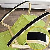 Stillstuhl SoBuy mit Taschen in Grün - 3